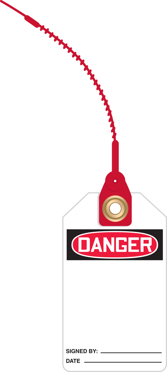 DANGER (BLANK - HEADER ONLY)