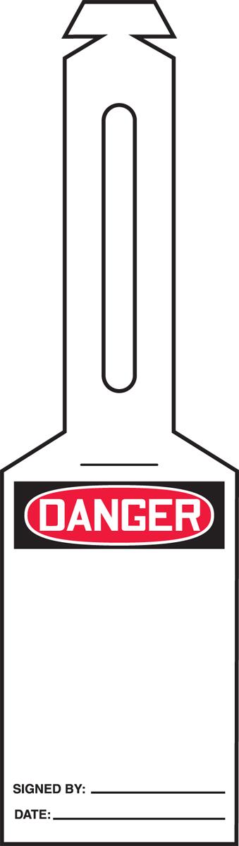 DANGER (BLANK)