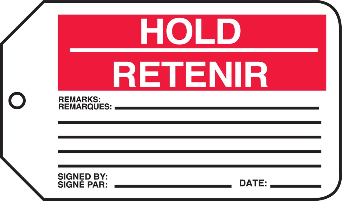 HOLD / RETENIR