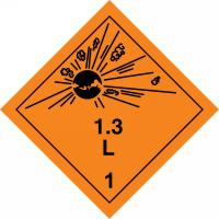 TDG LABELS - TRANSPORTATION OF DANGEROUS GOODS