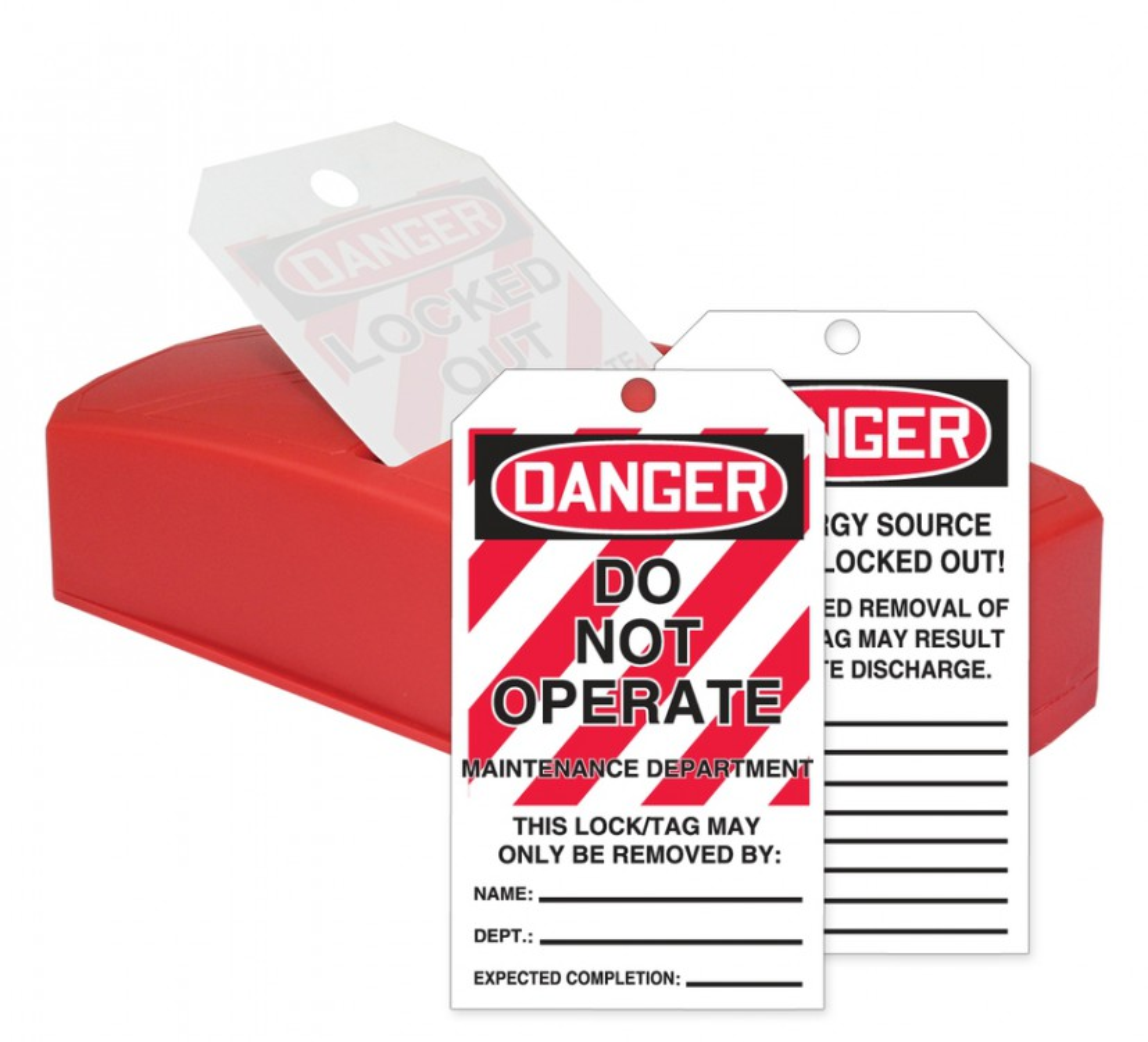 DANGER DO NOT OPERATE MAINTENANCE DEPARTMENT