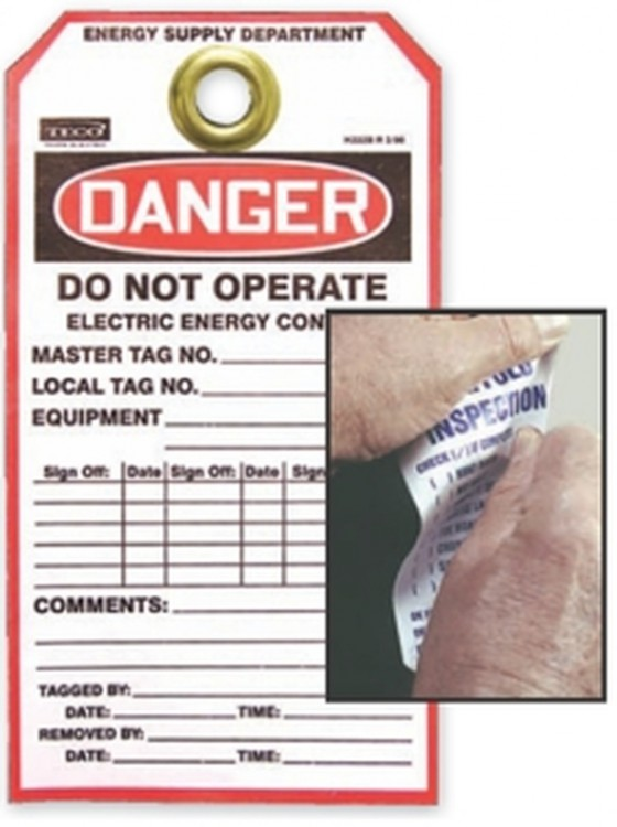 TYVEK® TAGS - CUSTOM