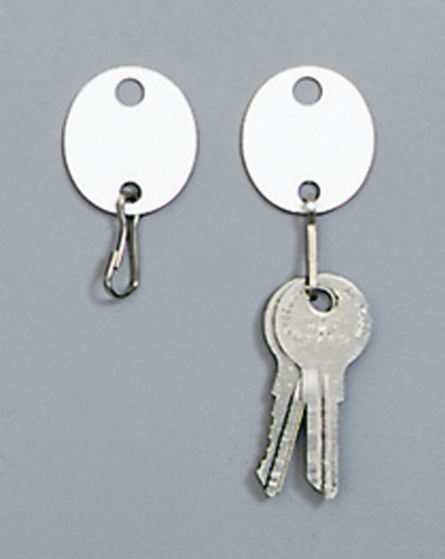 Additional Key Tags - Hook Cabinets