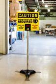 DIGITAL2019JUNE - Decibel Meter Versatile Sign Stand