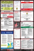 - OSHA Safety Poster: Combo State, Federal & OSHA Labor Law Posters