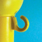 - Stanchion Post Accessories: C-Hooks
