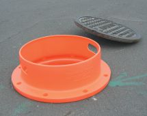 - Confined Space Barrier: Manhole Guard