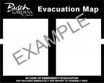 - Custom Evacuation Map Holders