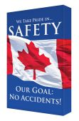 - Visual Edge™ Signs: We Take Pride In Safety - Our Goal - No Accidents