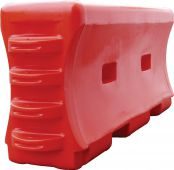 - High-Wall Plastic Barriers