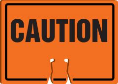 - CONE TOP WARNING SIGNS