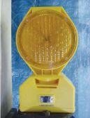 - Solar Power Barricade Light