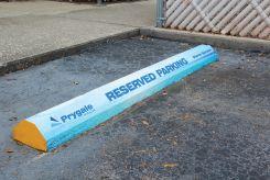 - Custom Parking Block Wraps
