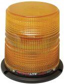 - High Profile, Heavy-Duty Strobe Warning Lights: Permanent Mount