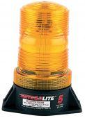- Standard-Profile, Heavy-Duty Strobe Warning Lights: Permanent Mount
