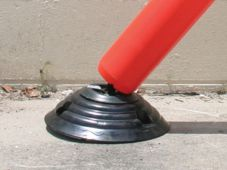 - Bounce-Back Removable Bollard