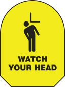 - Mirror Awareness Guard: Watch Your Head
