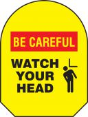 - Mirror Awareness Guard: Be Careful Watch Your Head