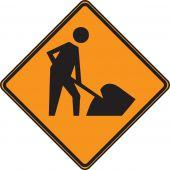 - CANADIAN CONSTRUCTION SIGN - CONSTRUCTION SYMBOL