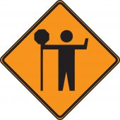 - CANADIAN CONSTRUCTION SIGN - STOP