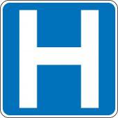 - Hospital