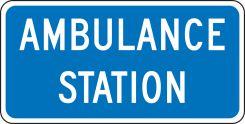 - Ambulance Station