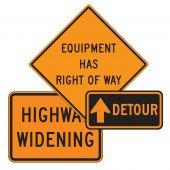 - Custom Traffic Signs