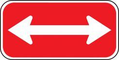 - Parking Restriction Sign