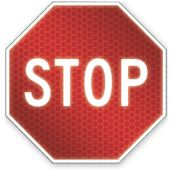 - Traffic Sign: Stop