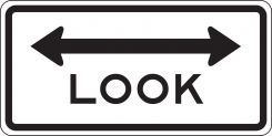 - Rail Sign: Look