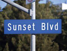 - Custom Street Sign