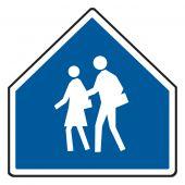 - PEDESTRIAN SIGNS
