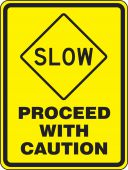 - ADVISORY SIGNS