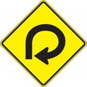 - Direction Sign: 270-Degree Loop