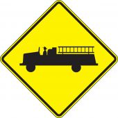 - Crossing Sign: Emergency Vehicle