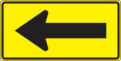 - Direction Sign: One-Direction Large Arrow