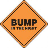 - Halloween Signs: Bump In The Night