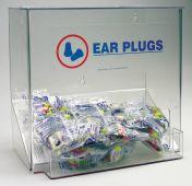 - Large Ear Plug Dispenser: Standard Label