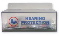 - PPE Dispenser: Hearing Protection Dispenser
