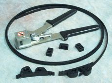 - Releasable Clips for Band Strapping