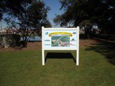 - Decorative PVC Sign Frame: Hallmark