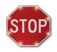 - Indoor Blinker LED Signs: Stop