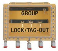 - Group Lockout View Boxes