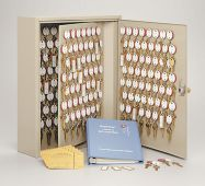 - Double Tag Key Cabinet