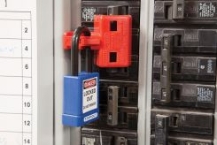 - Double Pole Style Circuit Breaker Lockout