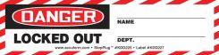 - StopPlug™ Labels