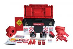 - STOPOUT® Lockout Kit: Ultimate Lockout Kit
