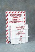 - Lockout Procedure Station Kit
