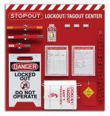 - STOPOUT® Procedure Lockout Centers - Combo Kit