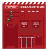 - STOPOUT® Procedure Lockout Centers - Board Only